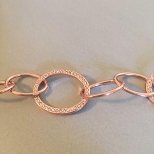 Lauren Ralph Lauren rose gold tone bracelet. NWT